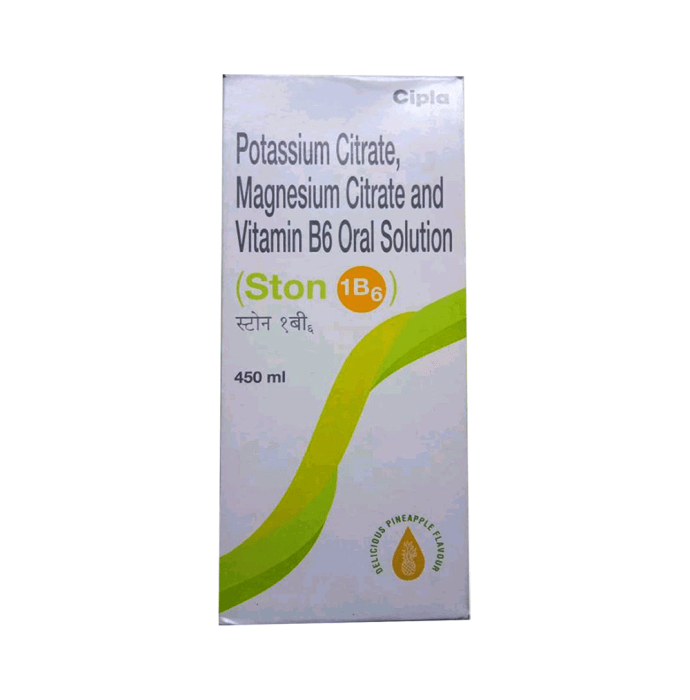 Ston 1B6 Oral Solution Delicious Pineapple