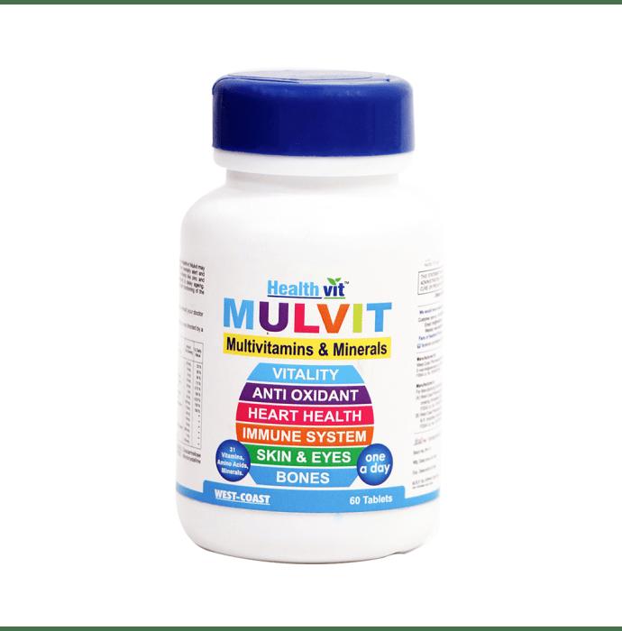HealthVit Mulvit Tablet