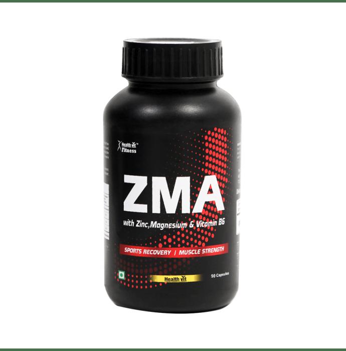 HealthVit ZMA Capsule
