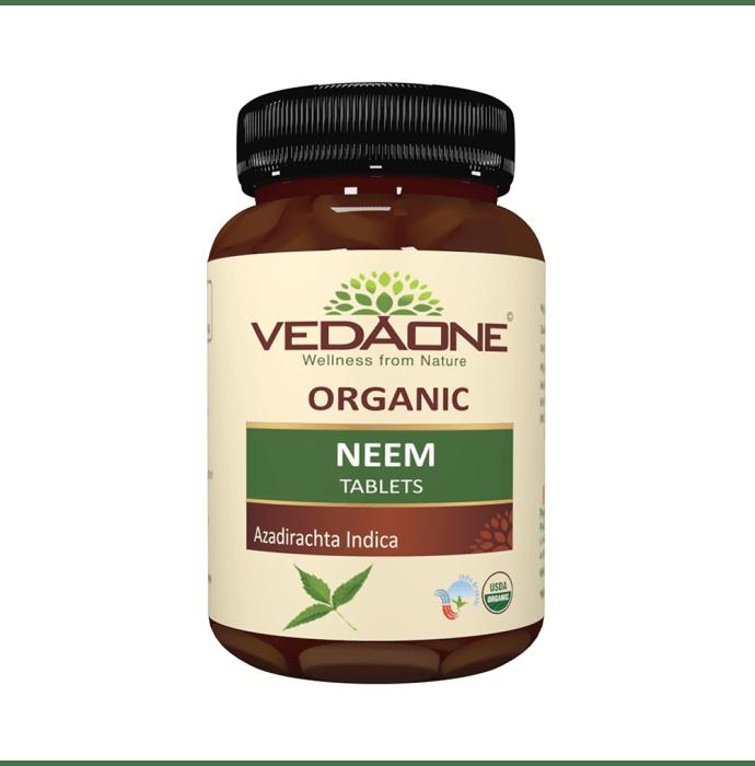 Vedaone Organic Neem Tablet