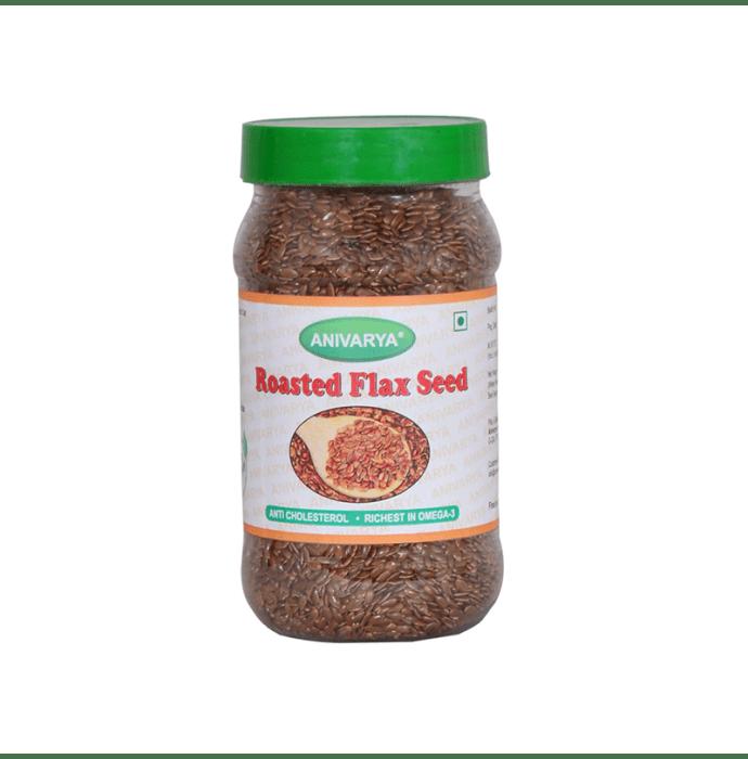 Anivarya Roasted Flax Seeds