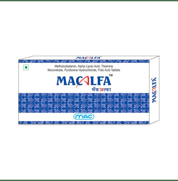 Mac Macalfa Tablet
