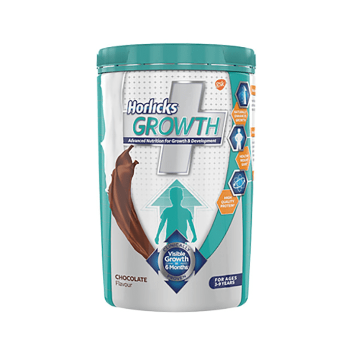 Horlicks Growth Plus Chocolate