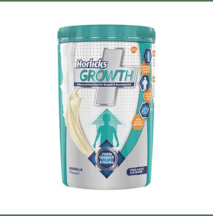 Horlicks Growth Plus Powder Vanilla