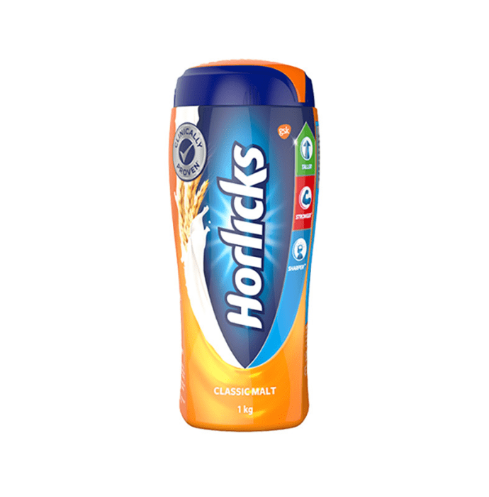 Horlicks Powder Classic Malt