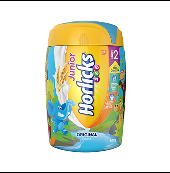 Junior Horlicks Stage 2 Health and Nutrition Drink Original