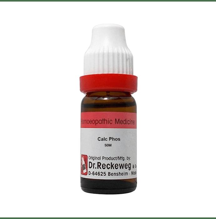Dr. Reckeweg Calc Phos Dilution 50M CH