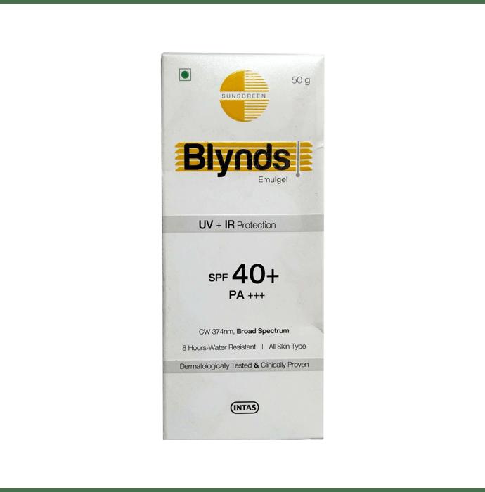 Blynds Emulgel SPF 40+