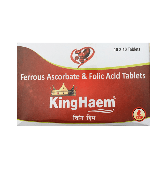 King Haem Tablet