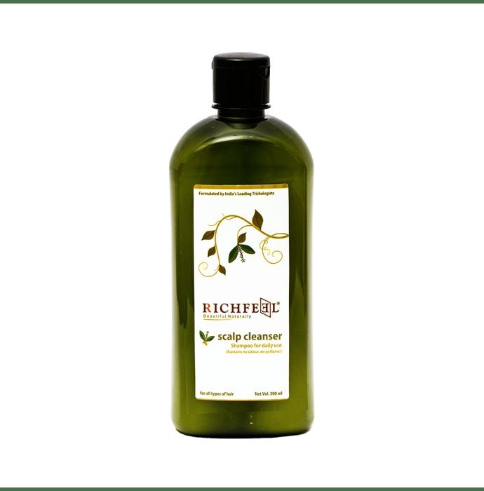 Richfeel Shampoo Scalp Cleanser