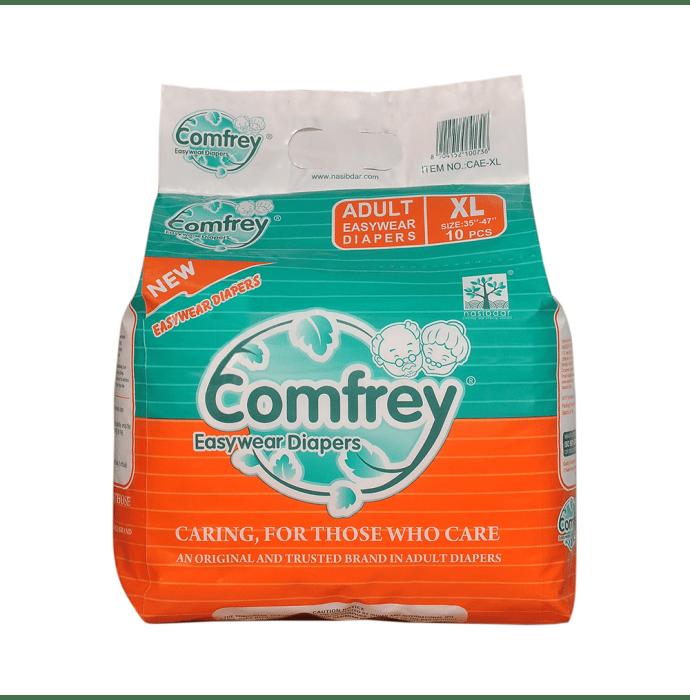 Comfrey Easy Wear Pant Type Adult Diaper XL