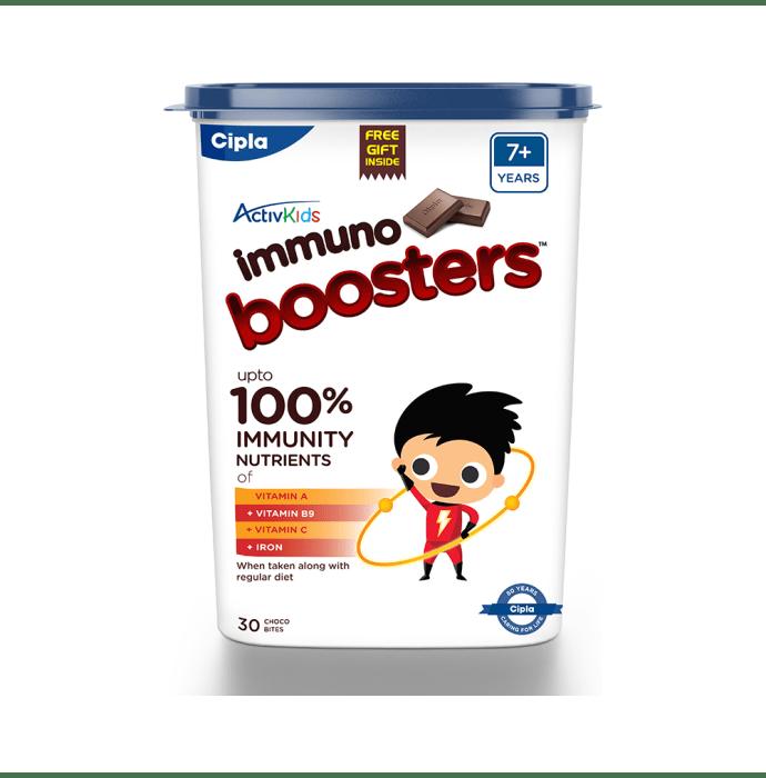 Activkids Immuno Boosters Choco Bites 7+ Years
