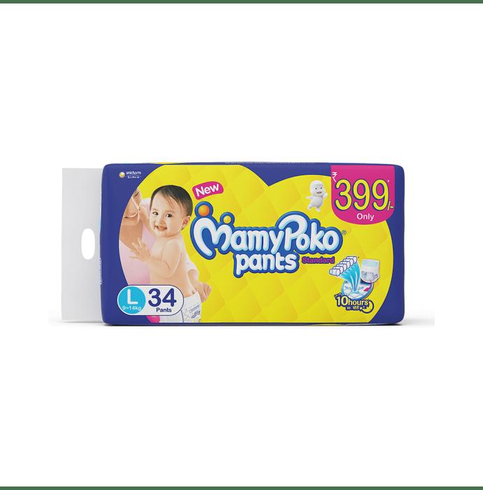 Mamy Poko Pants Standard Diaper L