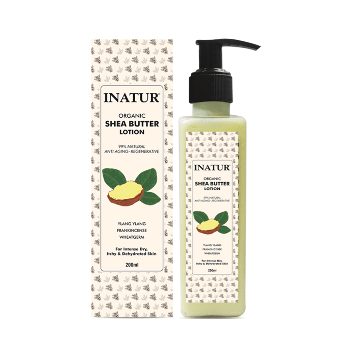 Inatur Lotion Shea Butter