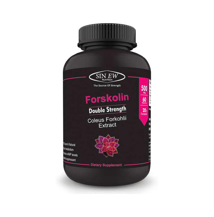 Sinew Nutrition Forskolin Extract Capsule