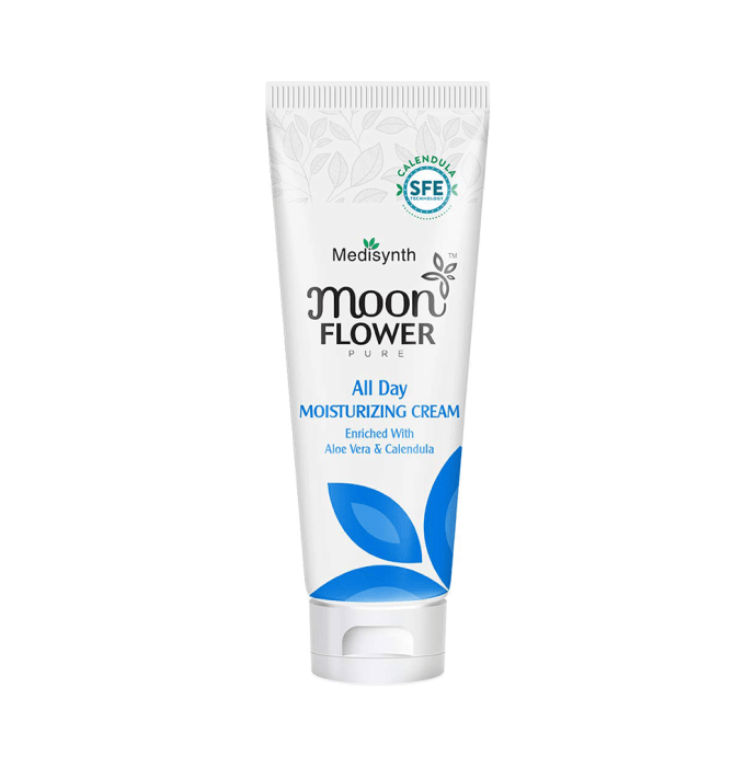 Medisynth Naturals Moonflower All Day Moisturizing Cream