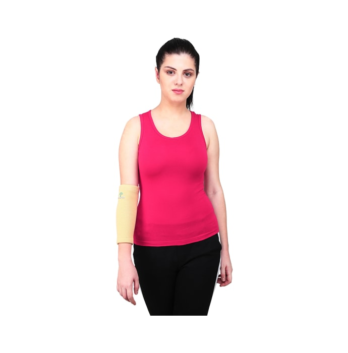 Longlife OCT 13 Elbow Support M Skin Colour