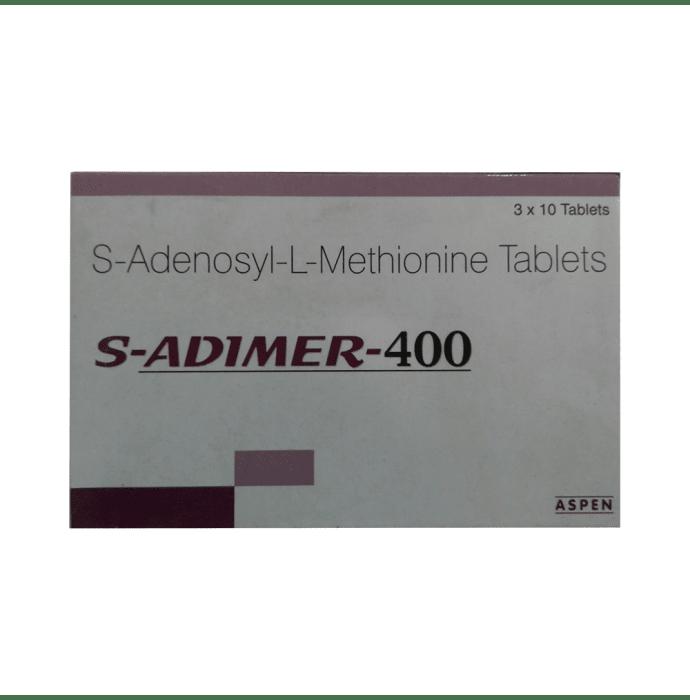 S-Adimer 400mg Tablet