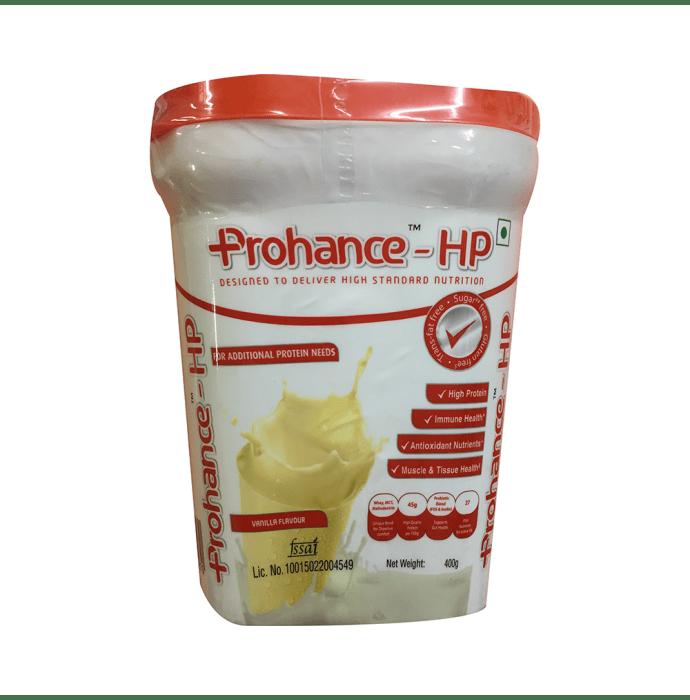 Prohance-HP Powder Vanilla Sugar Free