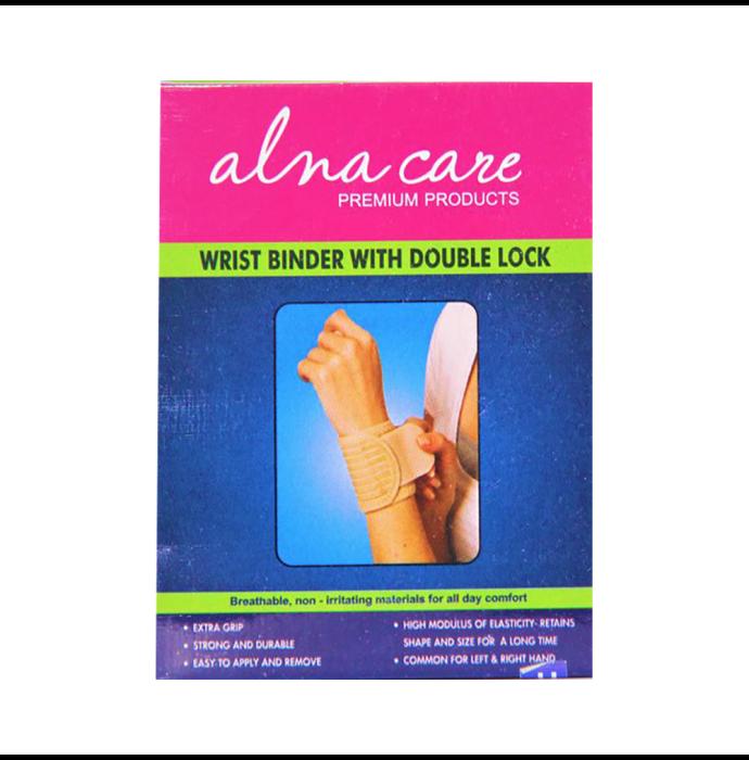 Alna Care Wrist Binder with Double Lock Universal Neo Fab