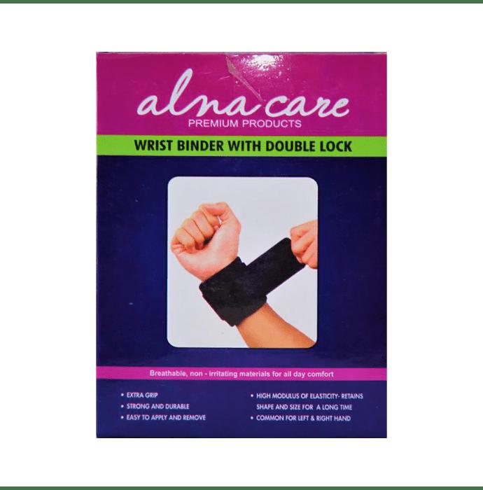 Alna Care Wrist Binder with Double Lock Universal Super