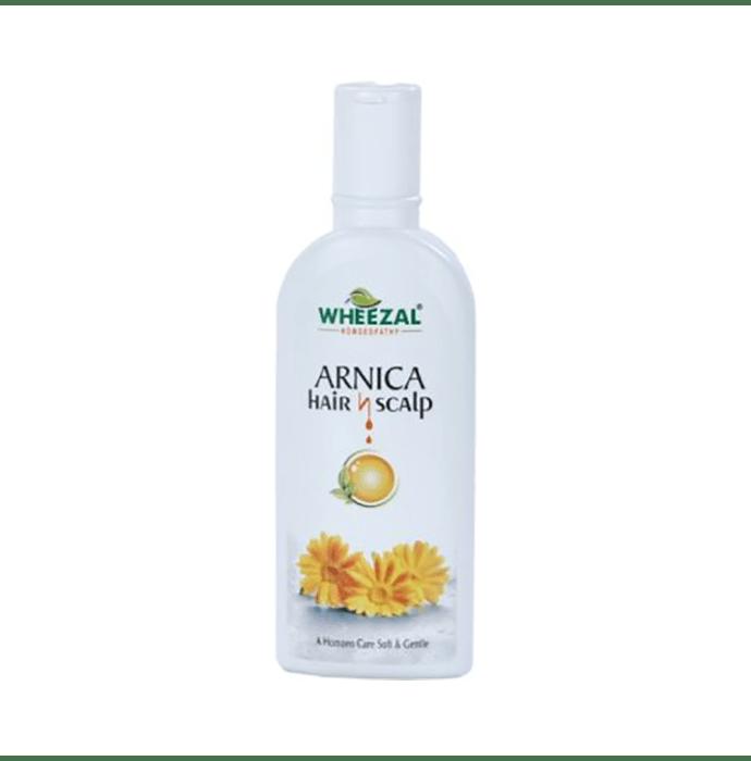 Wheezal Arnica Hair N Scalp Treatment