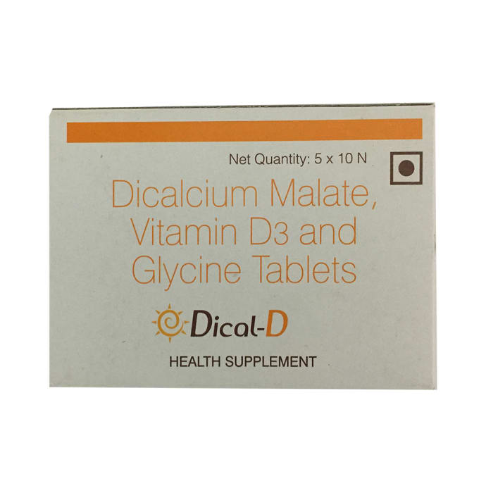 Dical-D Tablet