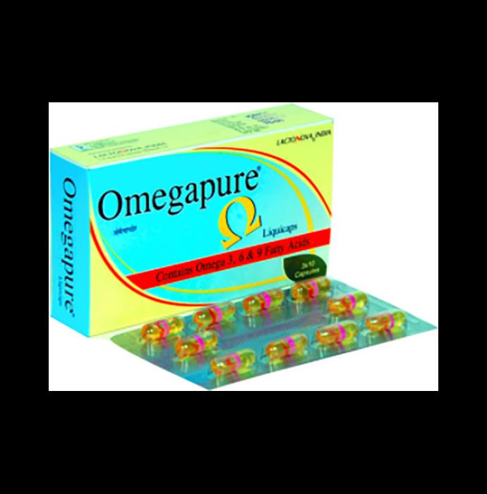 Omegapure Capsule