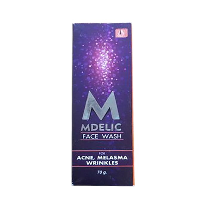 Mdelic Face Wash