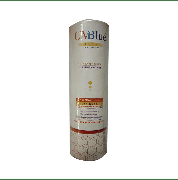 UVBlue Tint Sunscreen Gel SPF 50
