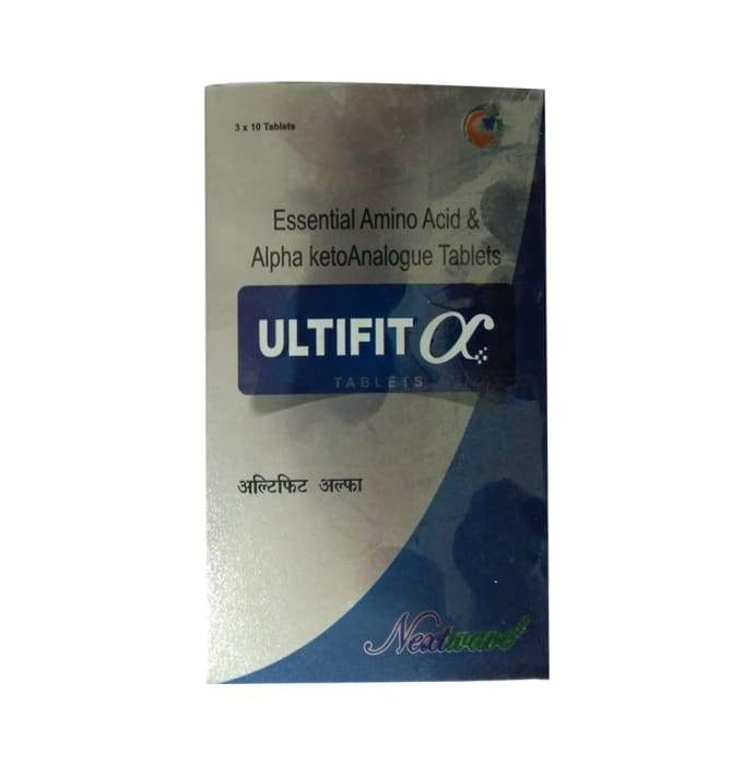 Ultifit Alpha Tablet