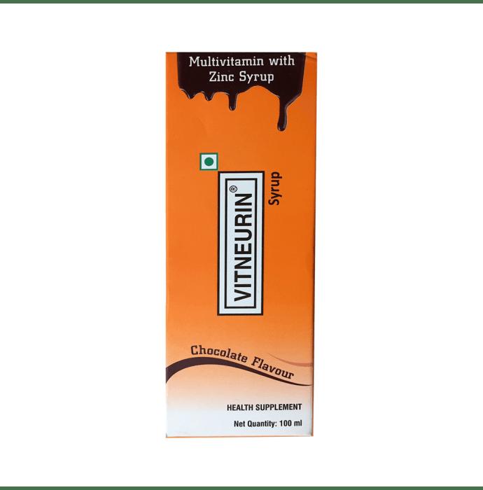 Vitneurin Syrup Chocolate