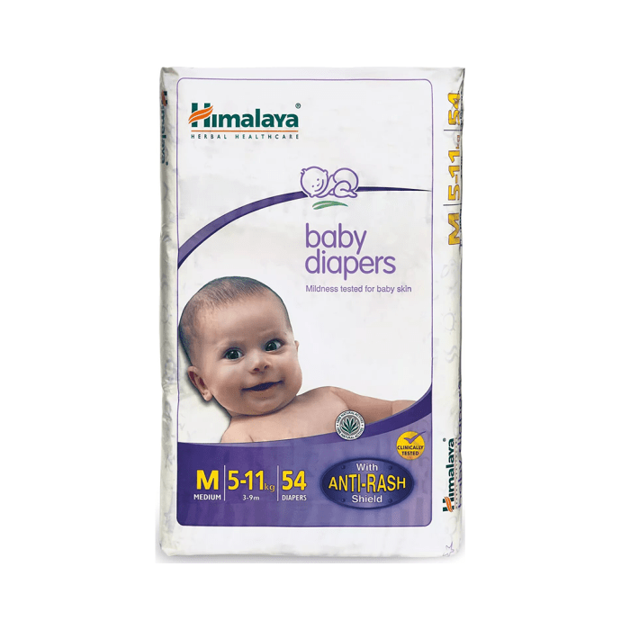 Himalaya Baby Diaper M