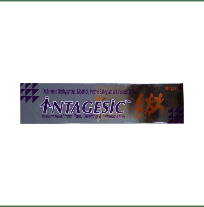 Intagesic Plus Gel