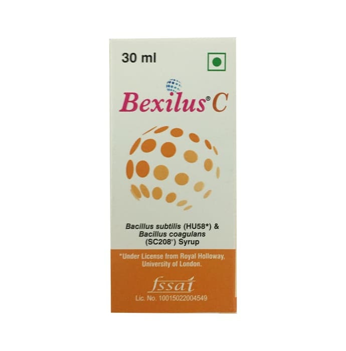Bexilus C Syrup