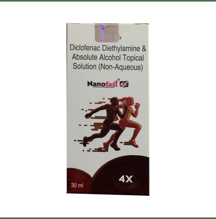 Nanofast 4X Spray
