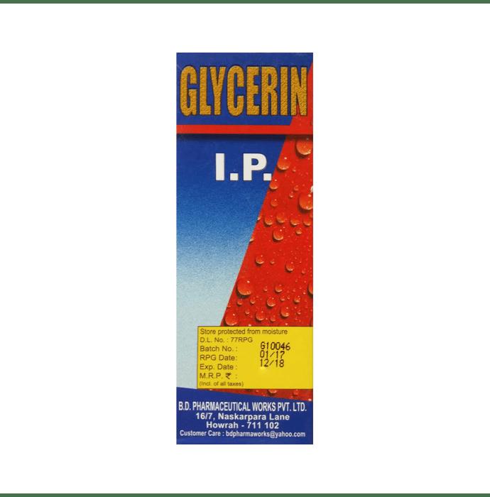 Glycerin IP Liquid