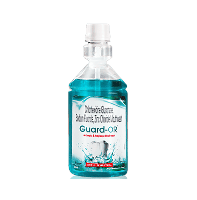 Guard OR  Mouth Wash