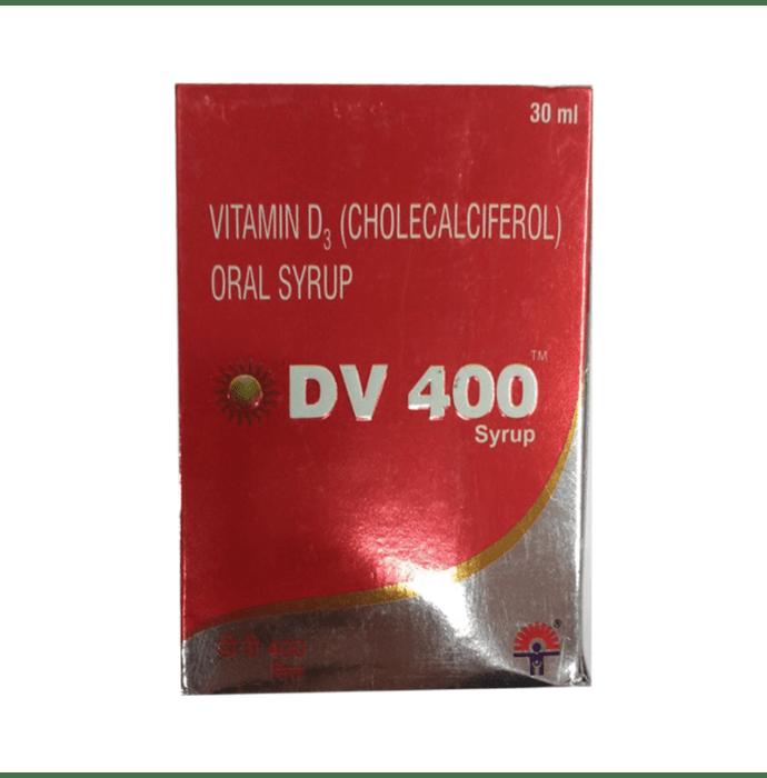 DV 400IU Syrup