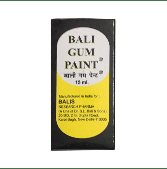 Bali Gum Paint