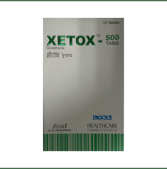 Xetox 500mg Tablet