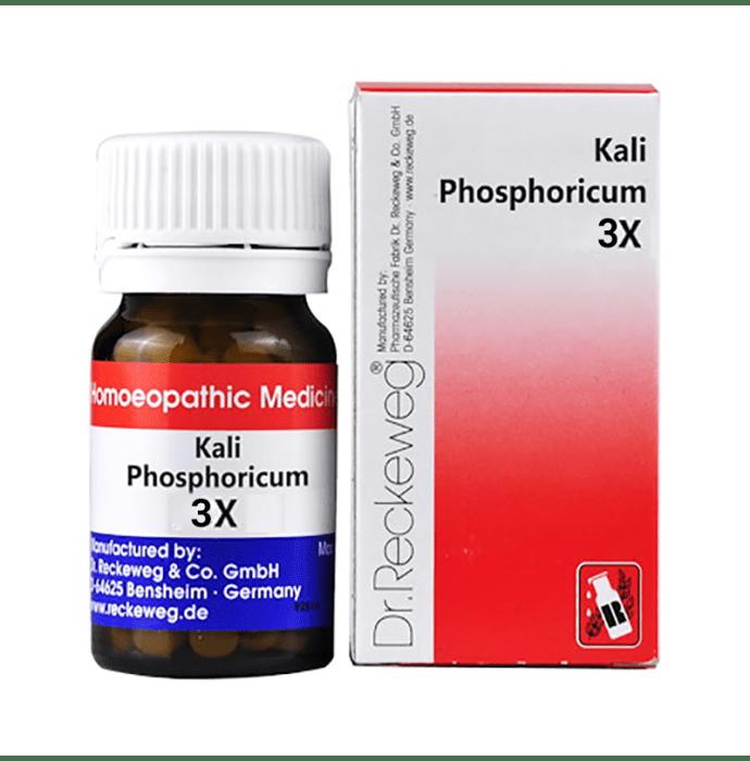 Dr. Reckeweg Kali Phosphoricum Biochemic Tablet 3X
