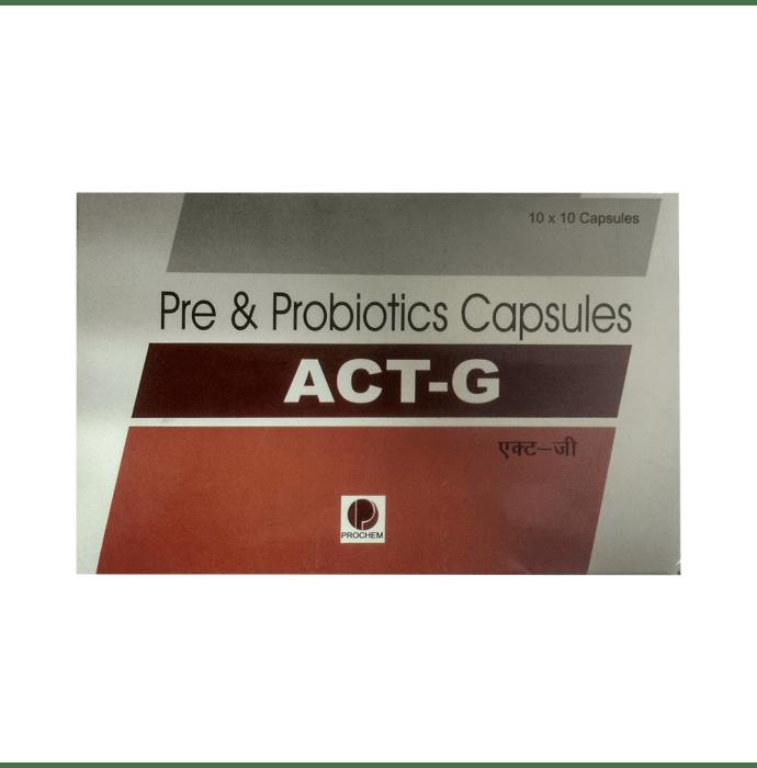 Act-G Capsule