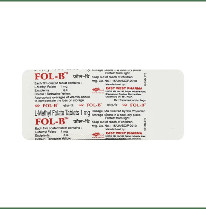 Fol B Tablet