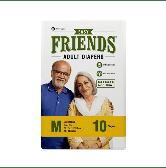 Friends Easy Adult Diaper M
