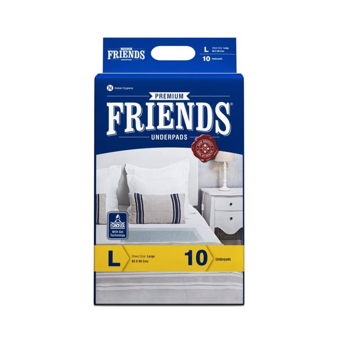 Friends Premium Underpads L