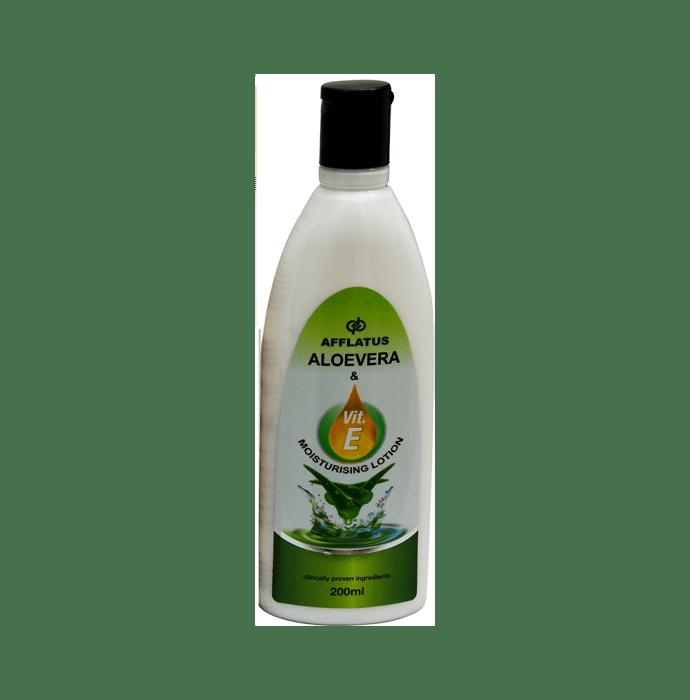 Afflatus Aloevera and Vitamin E Moisturising Lotion