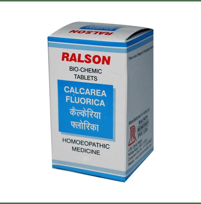 Ralson Calcarea Fluorica Biochemic Tablet 200X