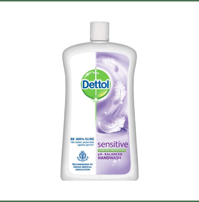Dettol Sensitive Liquid Handwash