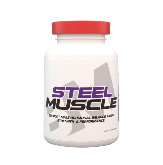 Big  Muscles Steel Muscle Capsule